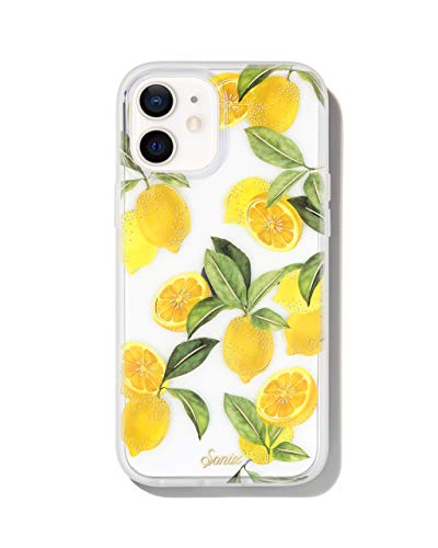 Sonix Lemon Zest Case for iPhone 12/12Pro [10ft Drop Tested] Women's Protective Cute Clear Cover for Apple iPhone 12, iPhone 12 Pro