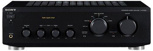 Sony TA-FE330 HiFi-Vollverstärker schwarz