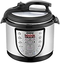 Electric Pressure Cooker 4 Qt Slow Cook Programmable 18 Kinds of Cooking Option with Stainless Steel Inner Pot,Sous Vide,Rice Cooker,Egg Cooker,Hot Pot,Baking,Cake,Steamer,Yogurt,Scouring Pad,24-Hour Delay Timer and Keep Warm