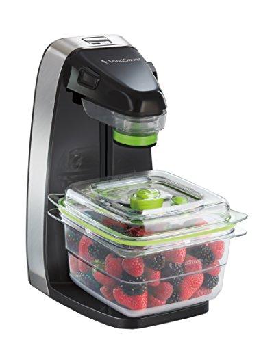 Système FoodSaver de conservation des aliments frais, machine sous vide alimentaire FFS010X