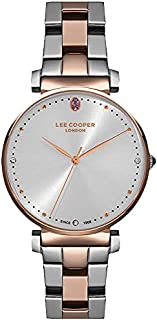 Lee Cooper Women'S Analog Silver Dial Watch Lc07028.430