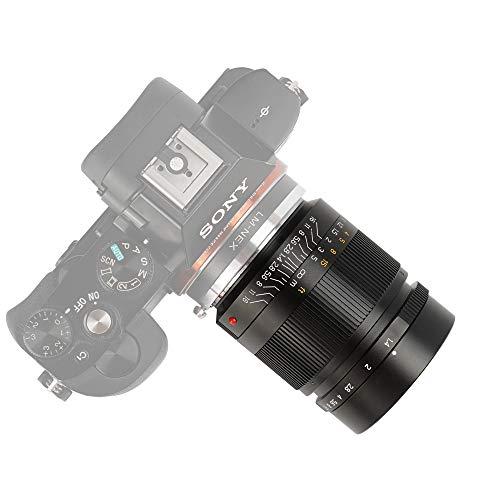 7artisans 28mm F2.8 FE Plus Versión Full Frame Manual Lente Fija para cámaras sin Espejo Sony E-Mount Cámaras para Sony A7II para Sony A7RII