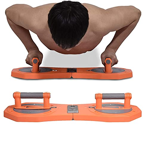 WSYGHP Multifunctional Push Up Equipment,Muscle Fitness Tool Home Gym Fitness Equipment Muscle Board for Men And Women Chest, Abdomen, Shoulder, Arm Muscle Training resistant bands
