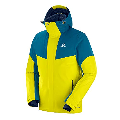 SALOMON Herren Snowboard Jacke Icerocket Jacket