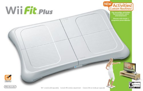 Amazon.com: Wii Fit Plus with Balance Board : Video Games