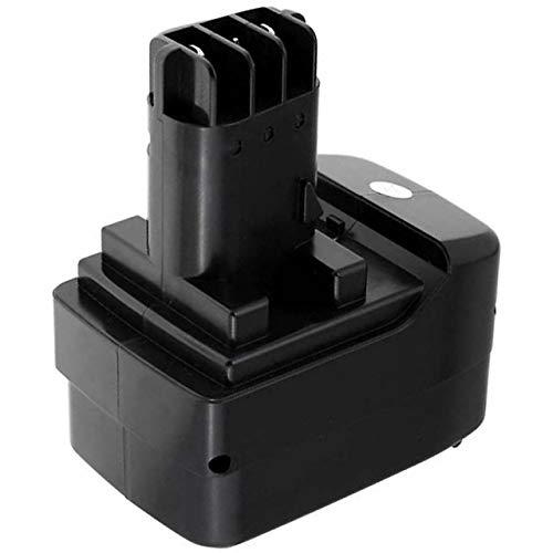 Powery Batterie pour metabo visseuse BST12 Impuls NiMH, 12V, NiMH [ Batterie Outil électroportatif ]