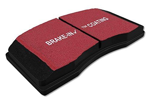 Preisvergleich Produktbild EBC Brakes DP708 Blackstuff Bremsbeläge