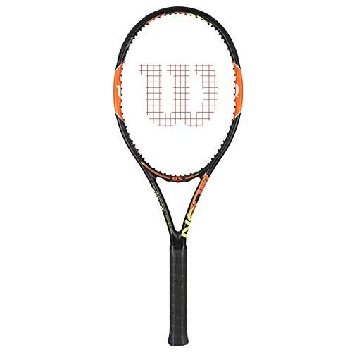 Wilson Racchetta da Tennis Burn 95, Nero, 2, WRT72711U