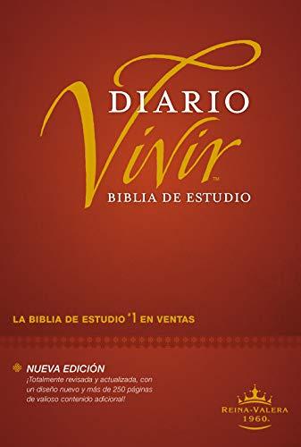 Compare Textbook Prices for Biblia de estudio del diario vivir RVR60 Spanish Edition Revised Edition ISBN 9781496411259 by Tyndale