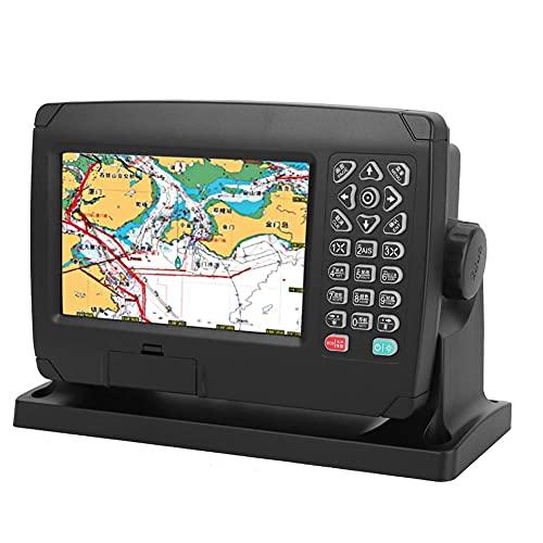 Gugxiom Navigazione Marittima GPS,GPS Nautico cartografico posizionatore di Navigazione 200 rotte e 10000 waypoint per Navigazione e Posizionamento