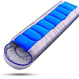 N\A Saco De Dormir para Acampar - Impermeable para Clima Cálido Y Fresco para Adultos Y Niños - Equipo De Equipo, Viajes Y Actividades Al Aire Libre Compacto Saco De Compresión Genial