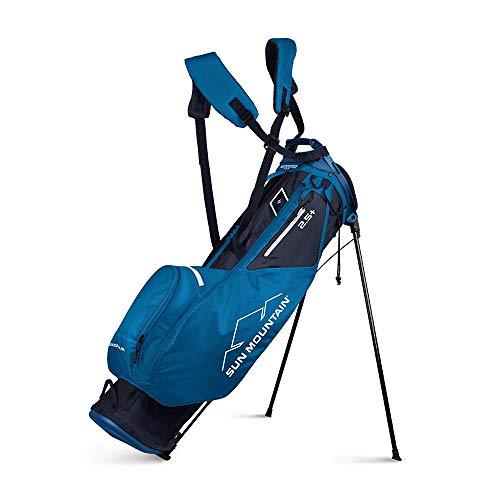 Sun Mountain 2021 Golf 2.5 Plus Sac trépied (bleu...