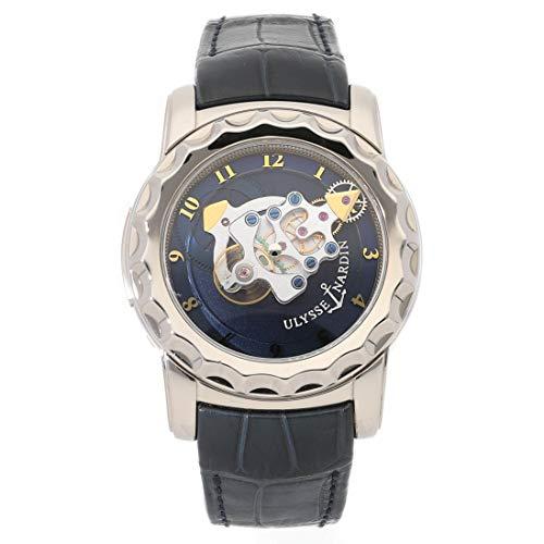 Ulysse Nardin Freak Mechanical (Hand-Winding) Blue Dial Mens Watch 010-88 (Certified Pre-Owned)