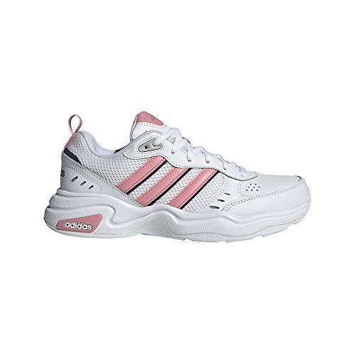 adidas Strutter, Zapatillas Deportivas Mujer, FTWBLA/SUPPOP/AZMATR, 42 2/3 EU