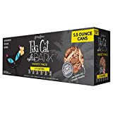 TIKI PETS Cat After Dark Canned Wet Food Grain Free with Organ Meats for Cats and Kittens ...