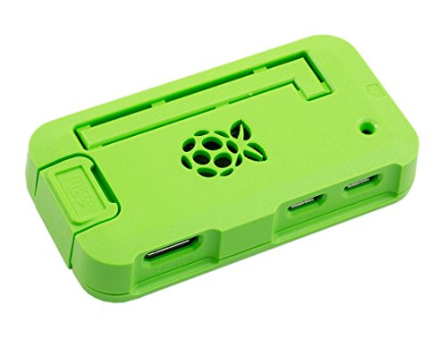 Premium Raspberry Pi Zero Case - Green