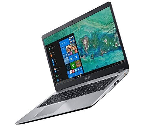 Acer Aspire 5 A515-52 Slim Laptop in Silver 8th Gen. Quad...