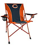 Rawlings NFL T2 Quad Tailgate and Camping Folding Chair, Chicago Bears