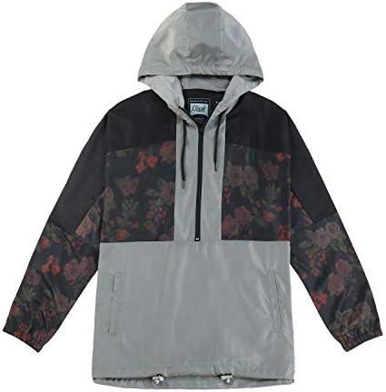 남자 드로잉 코트 정규 적합 롱 슬리브 라이트급 스쿨 패션 쉘