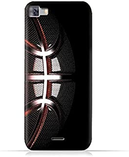 Infinix Zero 3 X552 TPU Silicone Protective Case with Basketball Texture Pattern