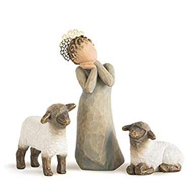 Willow Tree Nativity, Little Shepherdess