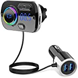 Bluetooth FM Transmitter 5.0 Han...