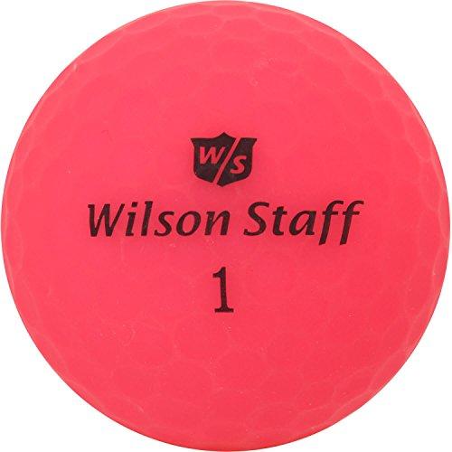 Wilson Golf Dx 12 Balle de golf-Homme-Rose (Rose...