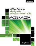MindTap Networking for Tomsho s MCSA Guide to Identity with Windows Server 2016, Exam 70-742, 1st Edition [Online Code]