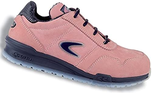 Cofra Rose S3 SRC Paire de Chaussures de sécurité Taille 39 Rose