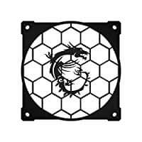 Savant PCs MSI Dragon 120mm ケースファン ラジエーター グリルカバー