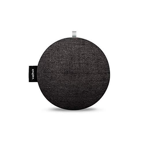 Veho VSS-017-MZ1 Tragbarer Bluetooth-Lautsprecher mit TWS Schwarz