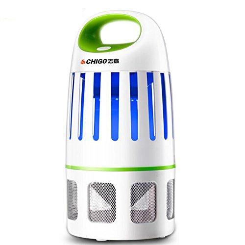 Anti-Poison sans Tueur Zéro dans la Lampe Anti-Moustique à Haute Tension, Le répulsif Portable Anti-moustiques utilise des Ondes sonores pour Se protéger des moustiques Super Efficace