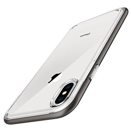 Spigen Funda iPhone X, [Neo Hybrid...