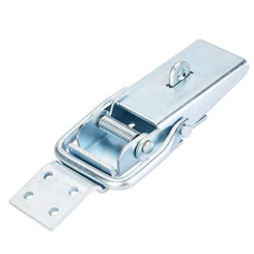 Metalen geveerde Toggle Latch Catch Hasp Lock voor kast houten box geval toolbox lade