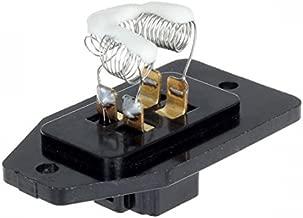 PartsSquare Heater Blower Motor Resistor 79330SR3A01 JA1258 973-211 Replacement for ACURA EL 1997 1998,ACURA INTEGRA 1996-2001 Compatible with HONDA CIVIC/CIVIC DEL SOL 1993-1997