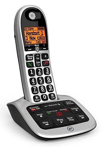 BT 4600 Big Button Advanced Call Blocker Home Phone with Answer Machine