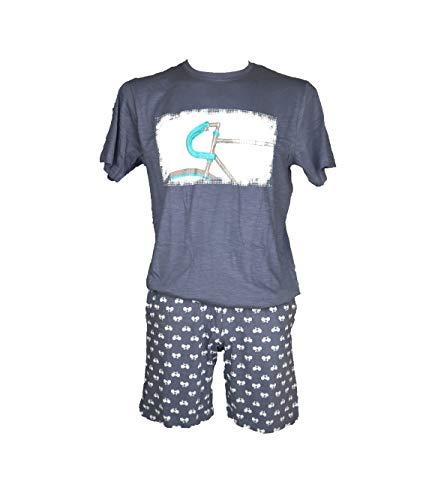 ANTONIO MIRO - Pijama Chico Hombre Color: Azul Talla: Large