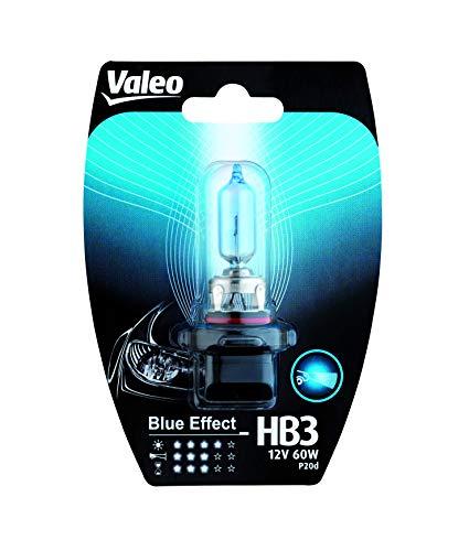 VALEO Ampoules Halogène, HB3-Blue Effect-Blister x1, 32526