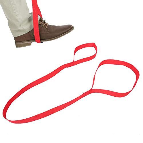 Beinhebegurt, Beinbewegungsgurt Beinhebehilfe tragbare behinderte ältere Handbewegungshilfe für Senioren