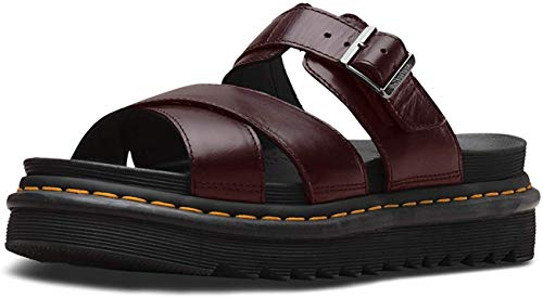 Dr. Martens Ryker Slide Sandal, Charro, 3 Regular UK (4 US)