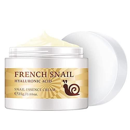 Snail Essence Face Cream Moisturizing Acne Scar Removal Cream Improve...