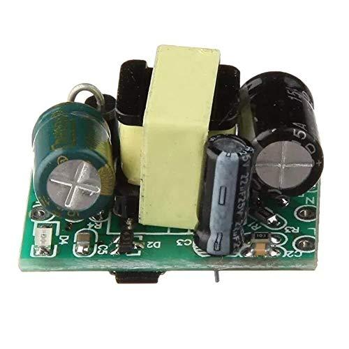 JUNYYANG 3pcs 5V 700mA 3.5W AC-DC reducen aislada Fuente de alimentación conmutada de Alta eficiencia Accesorios Módulo Tacto Capacitivo