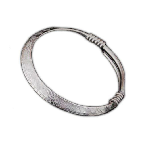 Fine 999/99 Cuff Bracelet High Purity Sterling Silver Jewelry 100% Handcrafted #140