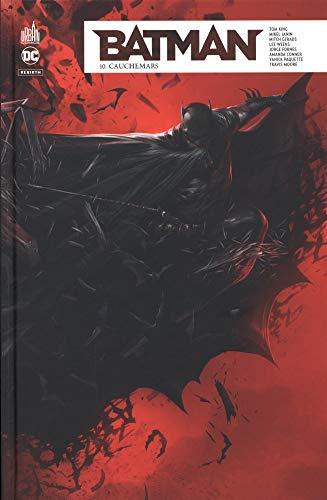 Batman Rebirth, Tome 10