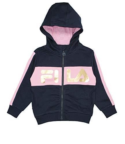 Fila Sudadera 688035 para niña, multicolor multicolor 8 años