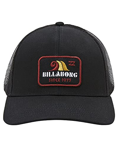 Billabong Walled - Gorra Trucker - Hombre - U - Negro
