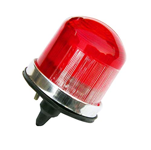 Bajato: Assemblage de Lampe Feux Stop Rouge 2xBedford T.K. avec Anneau Chrome- 11005201