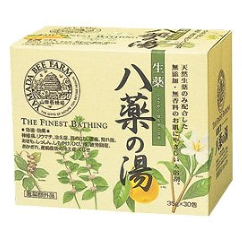 エクステントミシン革命薬用入浴剤 生薬 八薬の湯 30包入