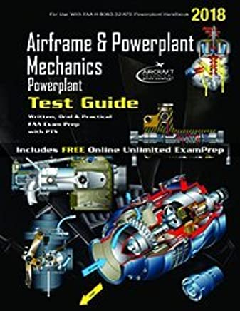 Amazon com: Airframe And Powerplant Powerplant Test Guide