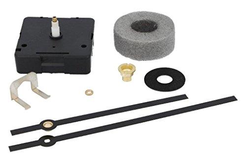 Junghans kwartsuurwerk W 838, kwartsuurwerk, ZW 11,0 mm en aluminium wijzers 135/98 mm